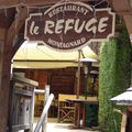 Encore deux menus gourmands à megève ! two more gourmet menus in megève (french alps) !