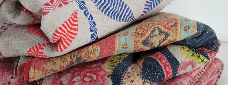 """Les saris de """"A.U Maison"""""""
