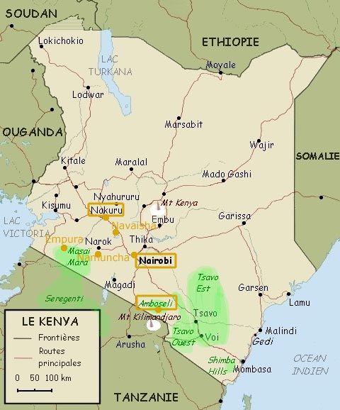 carte_Kenya