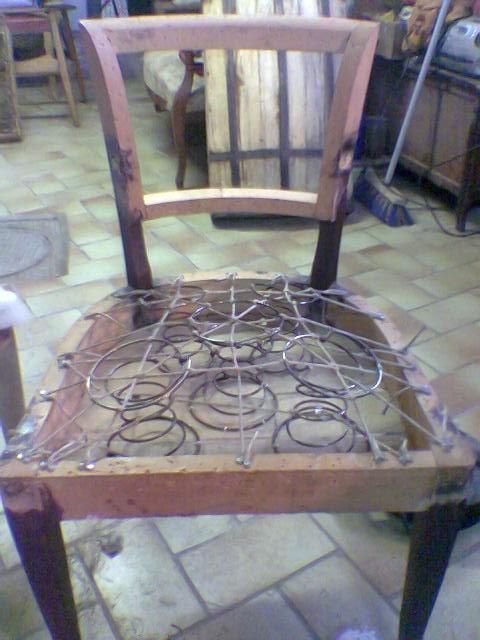 paire de fauteuil bridge de l 39 art et des gens. Black Bedroom Furniture Sets. Home Design Ideas
