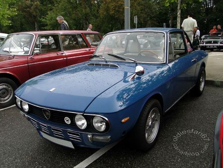 Lancia fulvia 3 coupe 1973 a 1976 Rencard de Haguenau 1