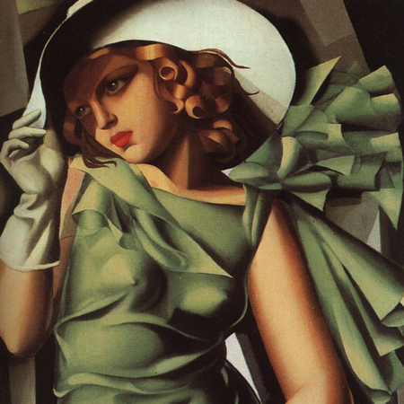 Lempicka_green_dress
