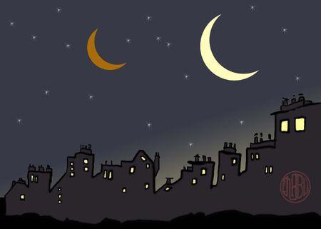 nuit étrange