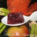 Pâtes de fruits aux mûres sauvages et aux framboises