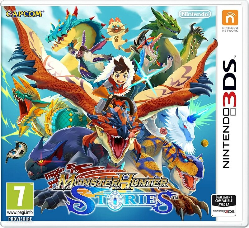 MH Stories 3DS
