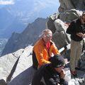 Bivouac Canzio 3825 m 1