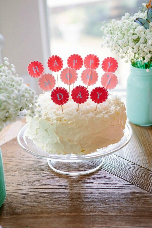 Mother's-Day-Cake