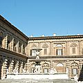 Florence - balade dans les quartiers de la ville