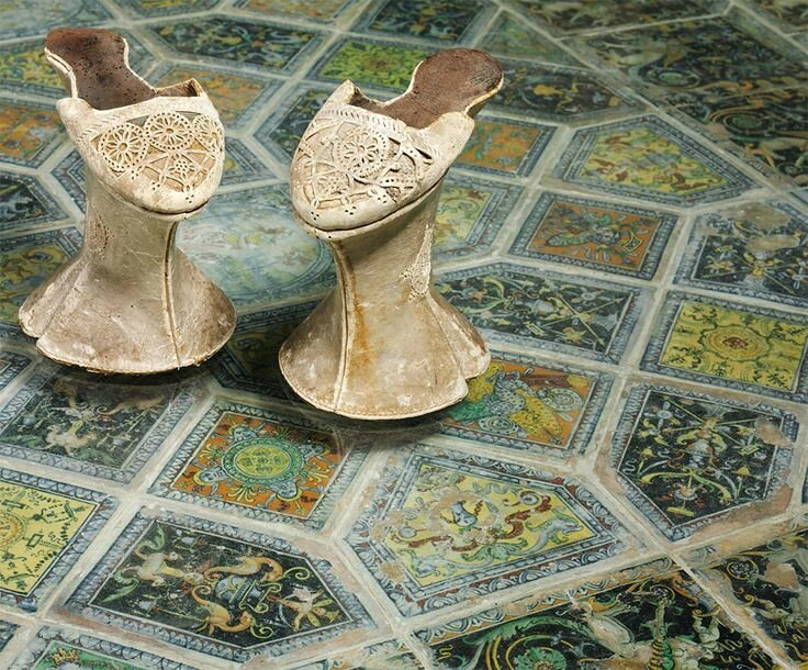 Shoes and sacrifice: Exhibition at the Victoria & Albert Museum explores footwear fashion