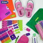 Basic Pack etiquettes Stikets