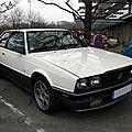 Maserati 2.24v coupe - 1991 à 1993