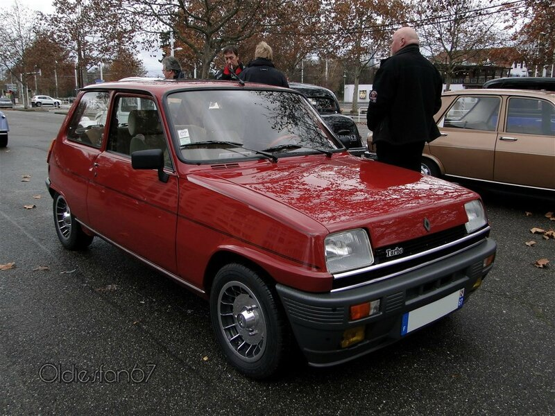 renault 5 alpine turbo 1981 1984 a