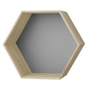 etagere-hexagonale-grise