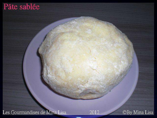 pâte sablée