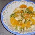 A vos casseroles #9 : Salade de fruits aux pignons