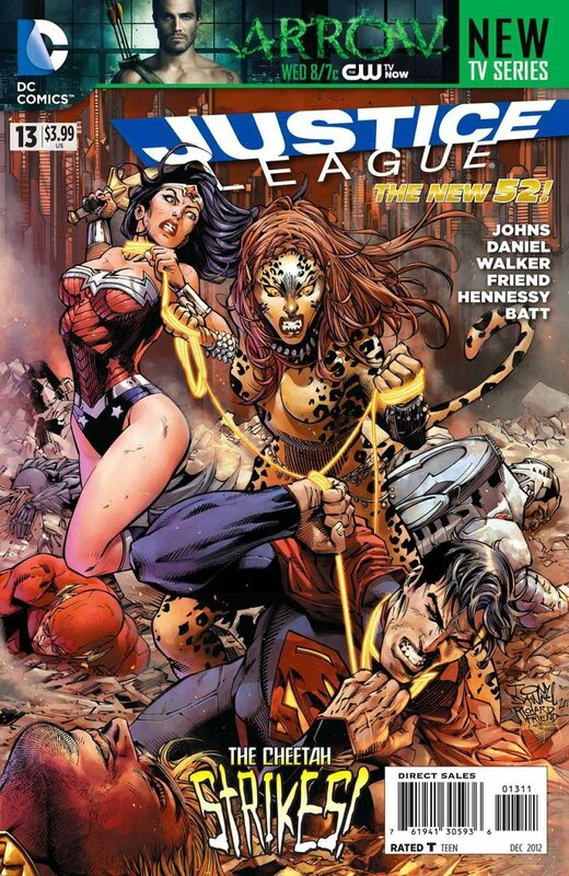 new 52 justice league 13