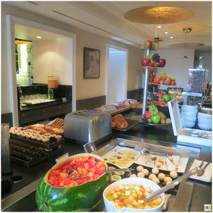 Le buffet du petit déjeuner (4)