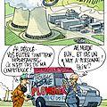 Drones sur les centrales nucléaires