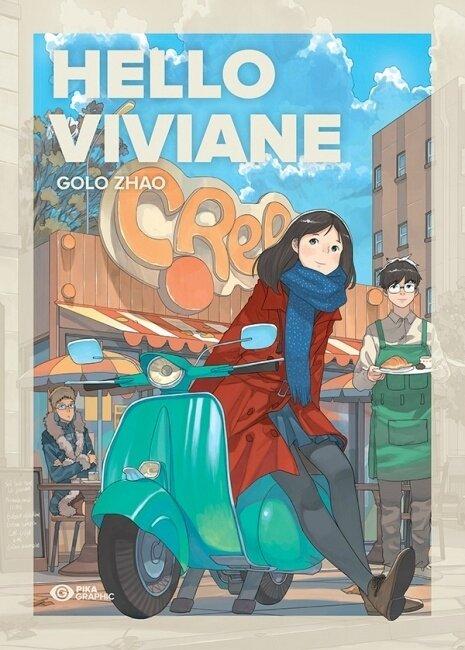 Hello Viviane de Golo Zhao