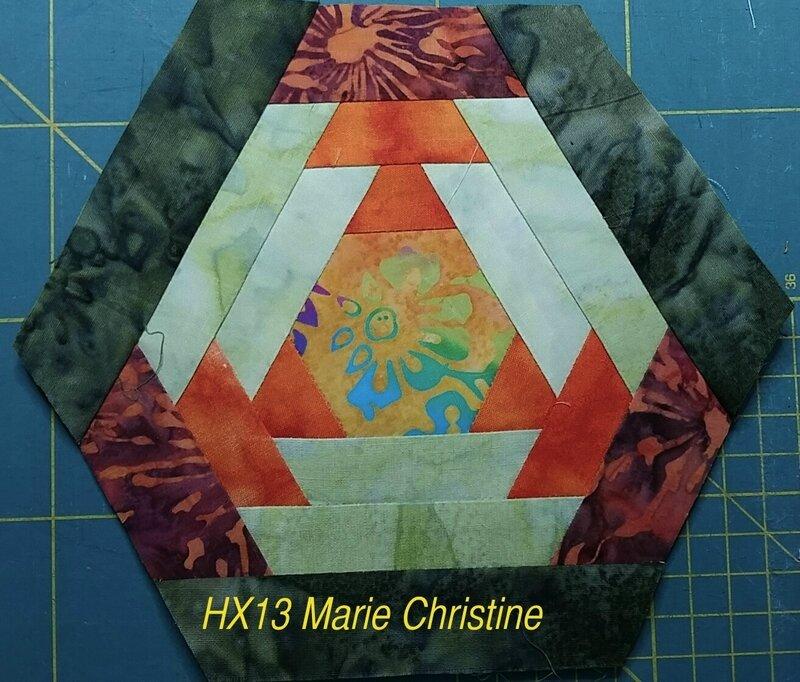 HX13 Marie Christine