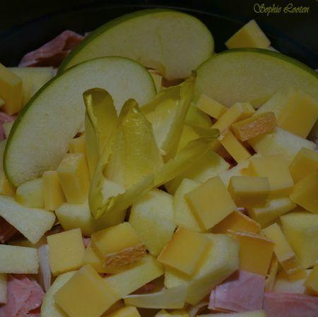 Salade endives pomme comté2
