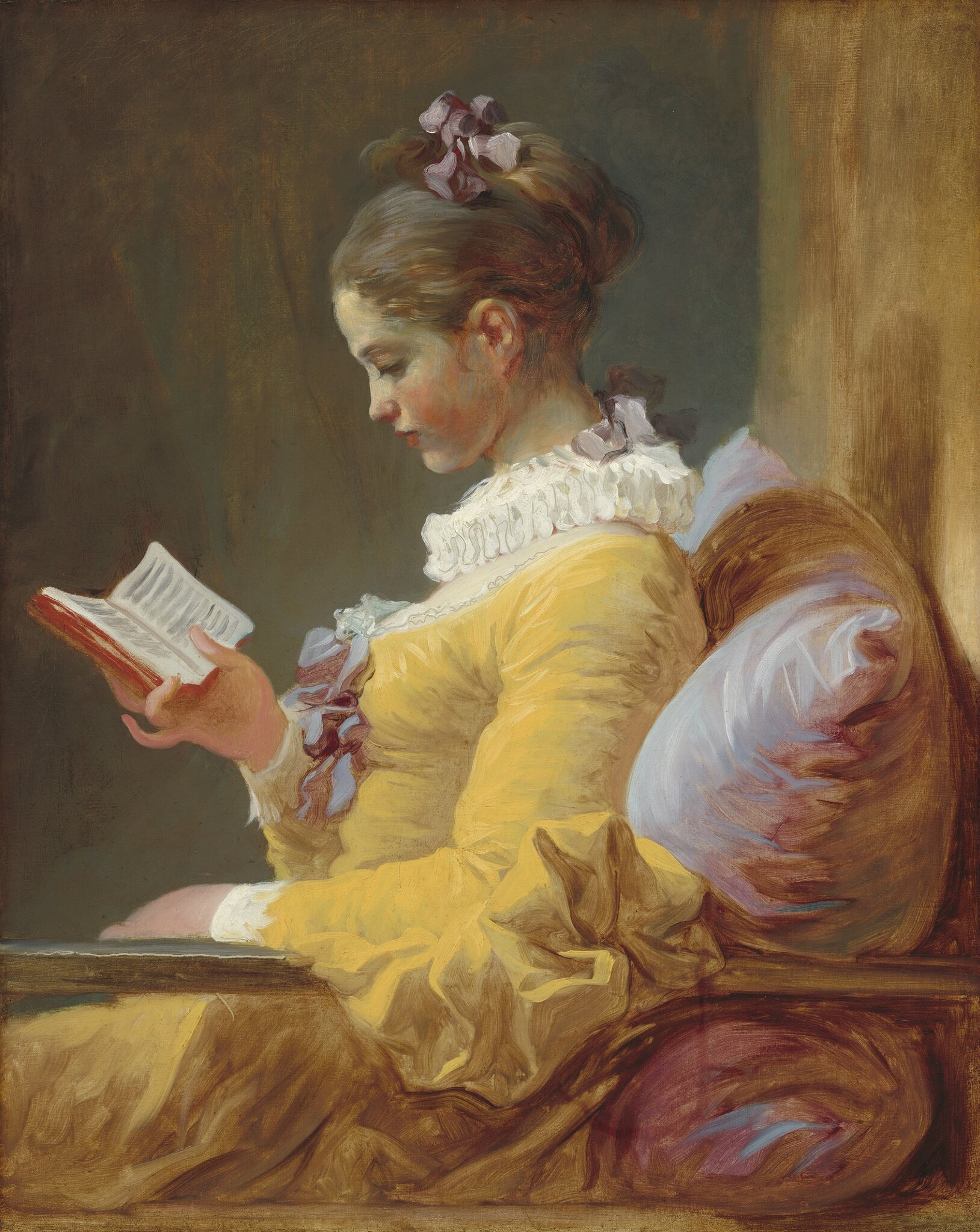 Jean Honoré Fragonard exhibition unites fantasy figures and newly discovered drawing
