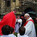 0880 - Bénédiction et messe des Rameaux