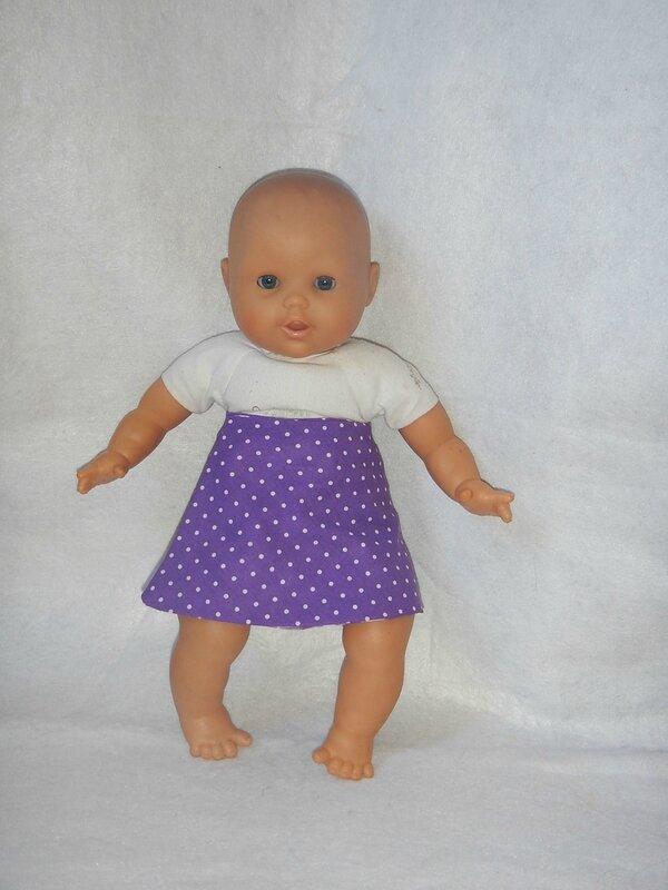 jupe poupée
