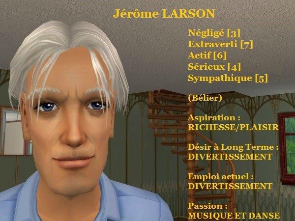 Jérôme LARSON
