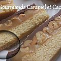 Biscuits gourmands caramel et cacahuètes ( au thermomix )