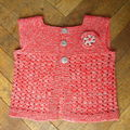 Lady bamboo summer sweater