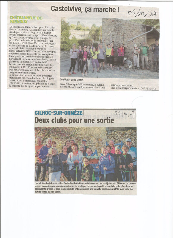 Scan 2 articles octobre 17