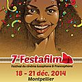 Festafilm : 7è édition du festival de cinéma lusophone et francophone de montpellier