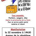 Appel du collectif pour la manifestation de samedi