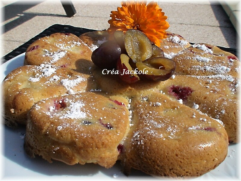 biscuit marguerite prunes et poires 2