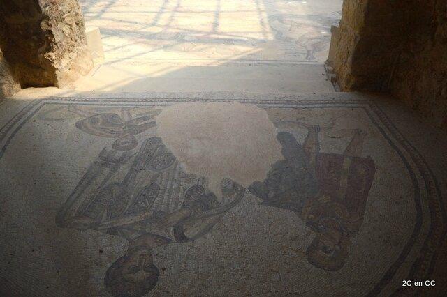 Thermes - Villa romana del Casale - Piazza Armerina - Sicile