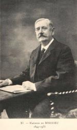 Maurice de Boissieu portrait
