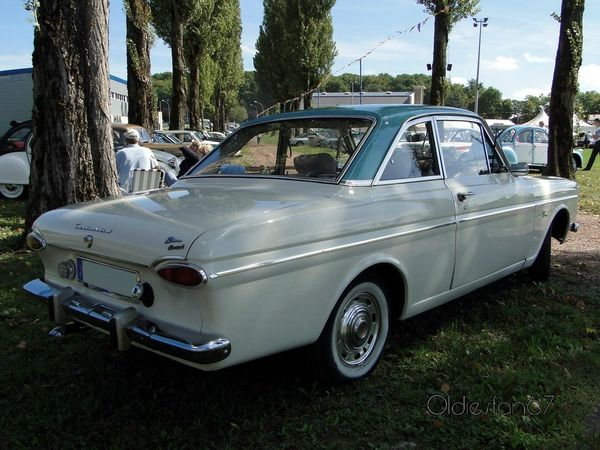 ford taunus 12m p4 coupe 1962 1966 b