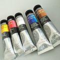 tubes de peinture à l'huile - marimerveille