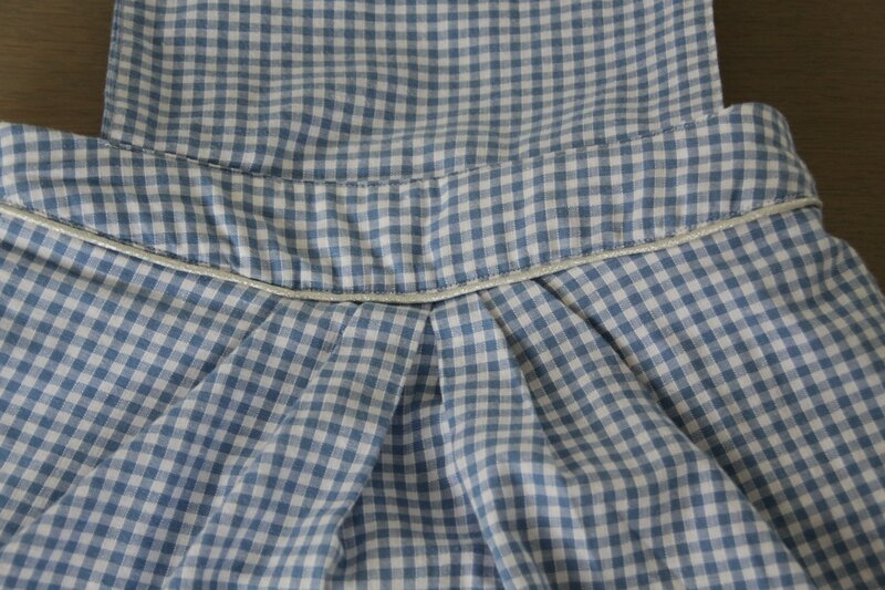 Jupe robe Mini-perle (3)