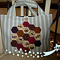 152. sac patchwork