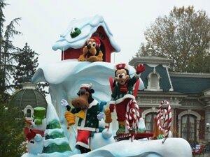 8 Disneyland Paris avec bébé Ma Bulle Cosmeto Noël Christmas