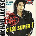 Bad c'est super - il était une fois michael jackson, 1987