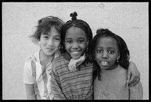 3 Petites Filles - photographie monsieur de K