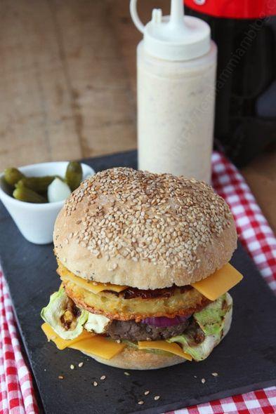 recette hamburger maison 02 LE MIAM MIAM BLOG