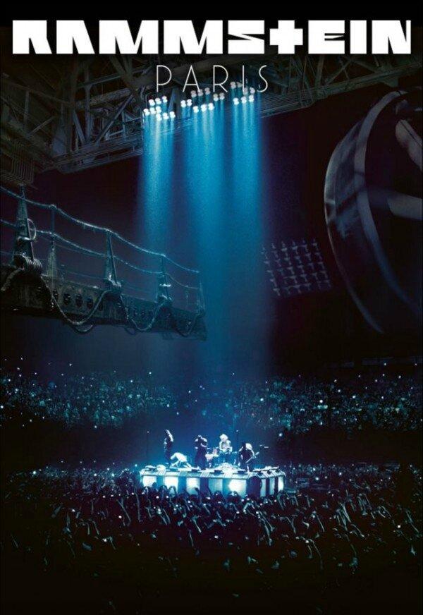 "RAMMSTEIN: SORTIE DU DVD LIVE ""PARIS"" LE 19 MAI"