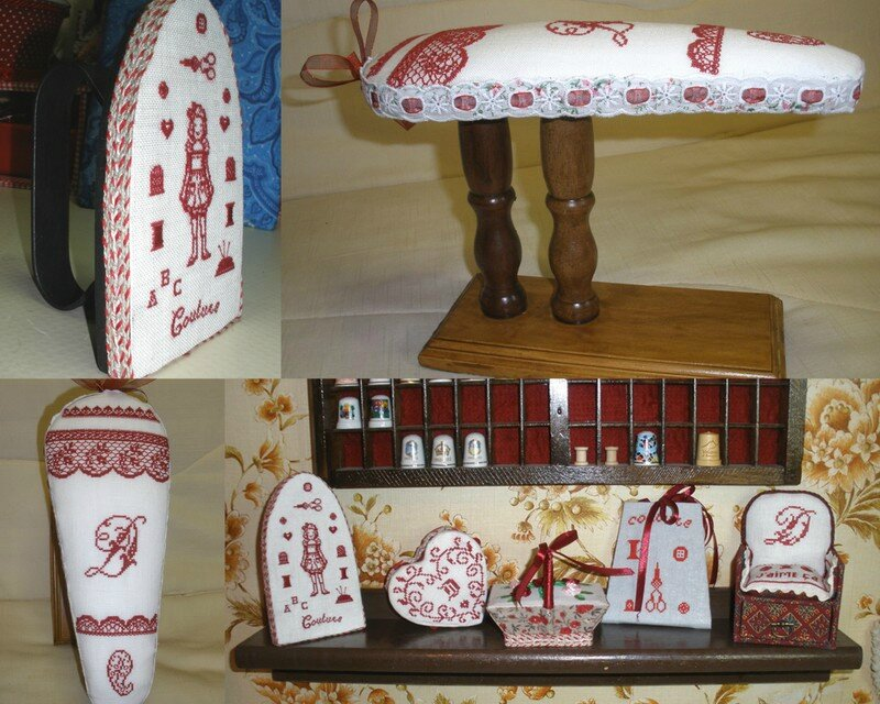 accessoires broderies