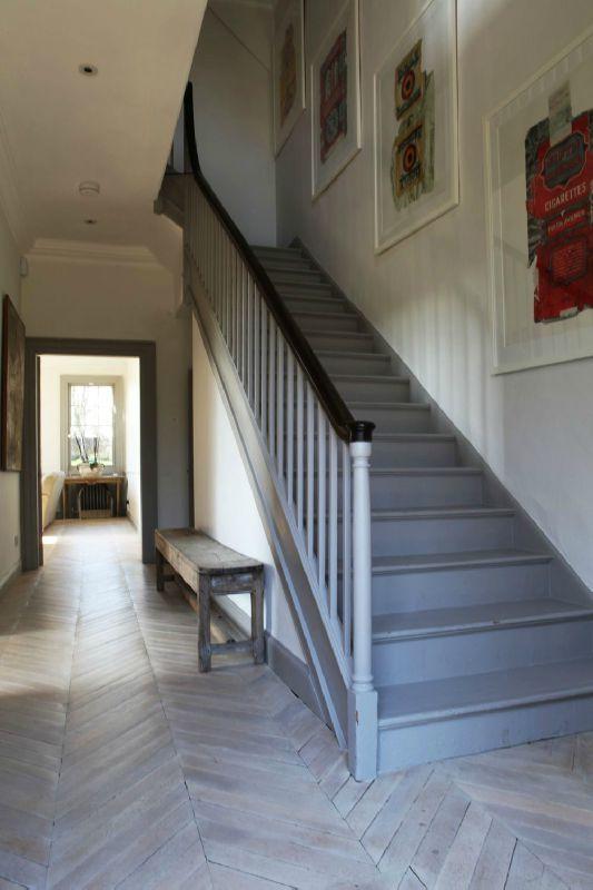 2012 tous les messages page 51 el 39 lef bien - Escalier peint en gris ...