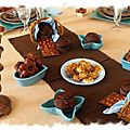 Table gourmandises chocolatées 036