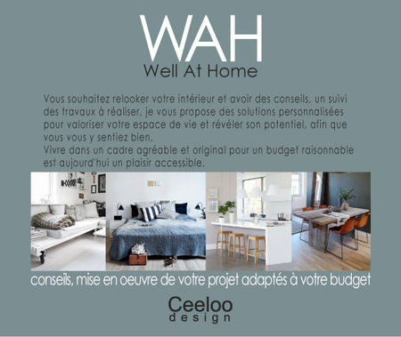 Cr ation de produits d co le waw et le wah by ceeloo for Cherche architecte d interieur